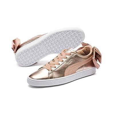 taille 40 6ffc7 10386 Puma Chaussure Basket Bow pour Femme: Amazon.fr: Sports et ...