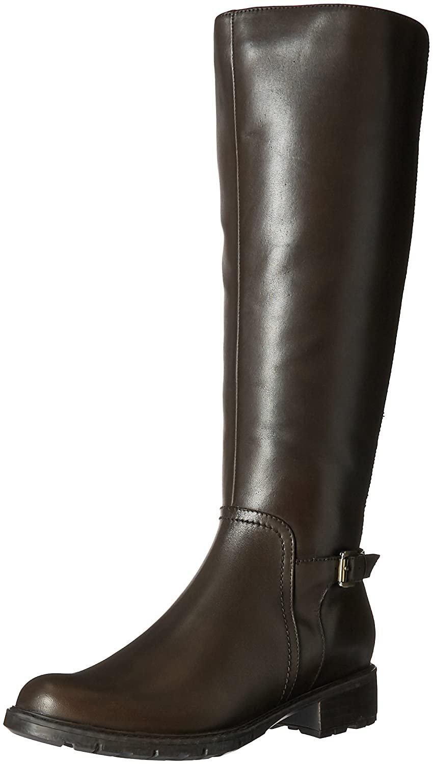 Blondo Women's Vassa Waterproof Riding Boot B010161OD4 11 B(M) US|Coffee Leather