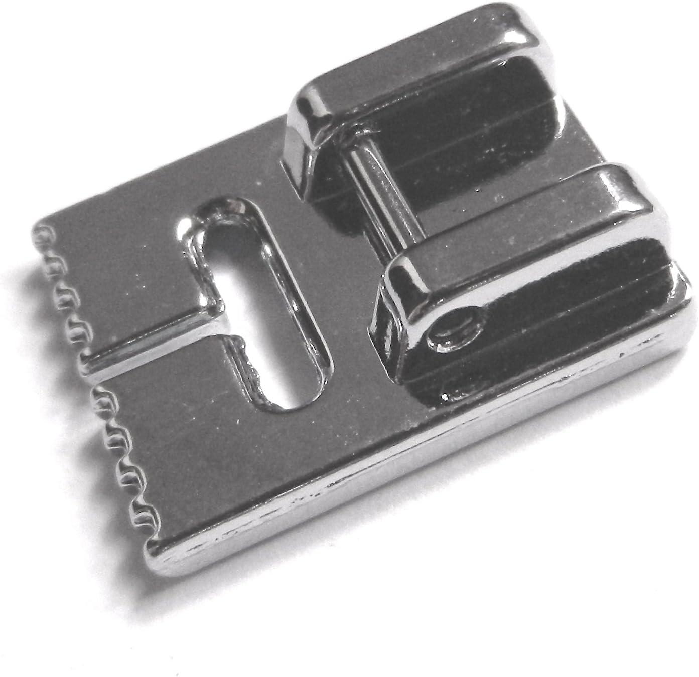 Ribetes Soporte 9 surcos prensatelas para Singer AEG Medion Victoria W6 Janome Máquina de coser: Amazon.es: Hogar