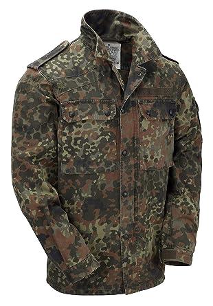 642c2c687b2ea Cissbury GERMAN ARMY ISSUE FLECTARN COMBAT SHIRT: Amazon.co.uk: Clothing