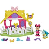 Fisher-Price Disney Minnie Jump 'n Style Pony Stable Playset