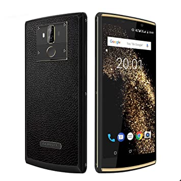 10000 Mah Smartphone Ohne Vertrag Oukitel K7 4g Lte Amazonde