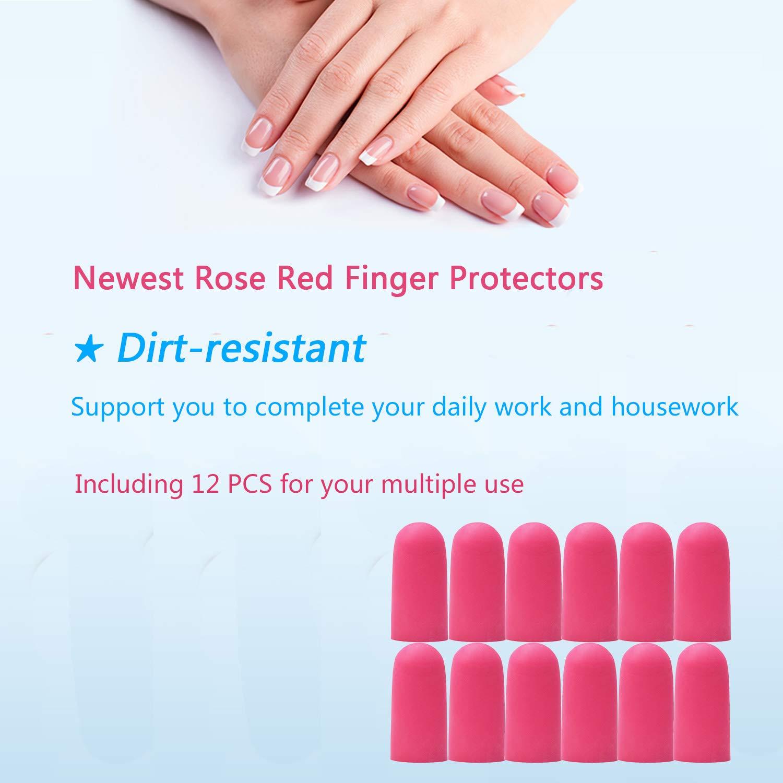 Thumb Protector Arthritis Finger Support Waterproof Fingertips Protector  for Baseball Basketball