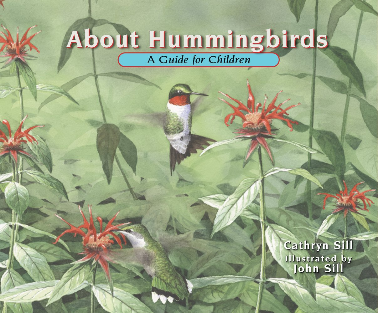 Download About Hummingbirds: A Guide for Children pdf