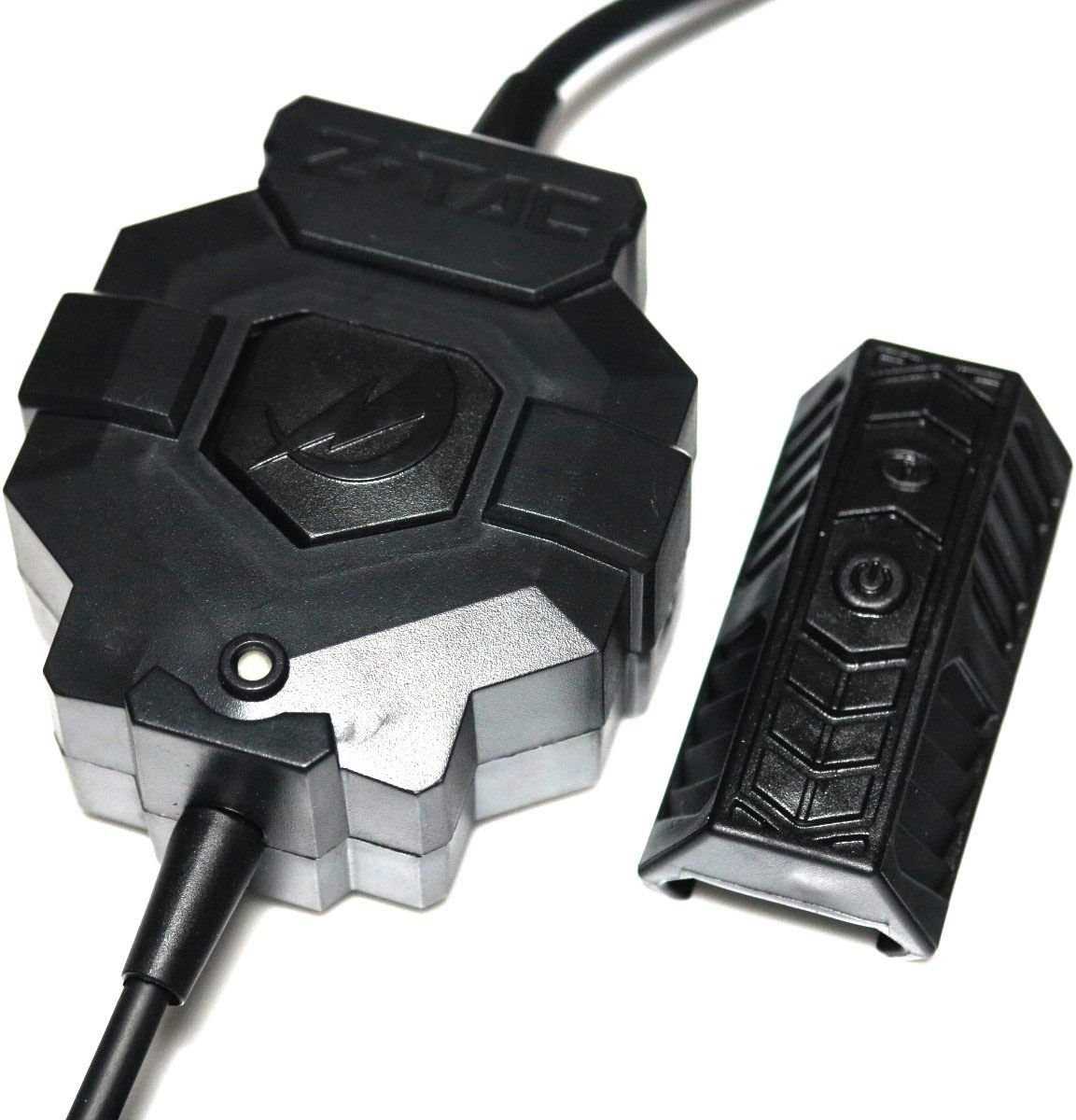 Model No.Z123 Z Tactical Wireless Headset Cable /& PTT for Motorola Talkabout