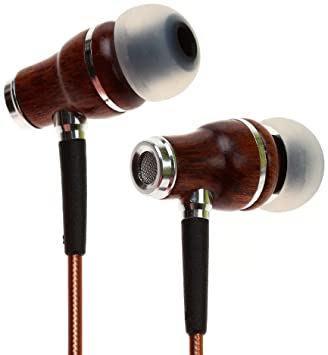 17a85616727920 Symphonized NRG 2.0 Earbuds with Microphone, Noise Isolating Headphones  Earbuds Heavy Deep Bass Earphones Ear