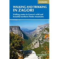 Walking and Trekking in the Zagori: Walking routes in Greece's wild and beautiful northern Pindos mountains