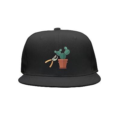 e25a15d3b Classic Cactus Soil Baseball Hat Adjustable Sports Cap at Amazon ...