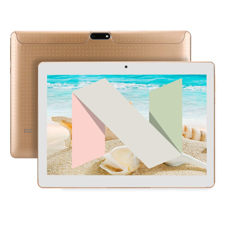 Tablette Enfant, SANNUO 10.1 Pouces Quad Core 3G Kids Tablette Tactile,Android 6.0 avec Logiciel Complet de Divertissement et d'apprentissage et Google Play. Android 6.0 avec Logiciel Complet de Divertissement et d' apprentissage et Google Play.