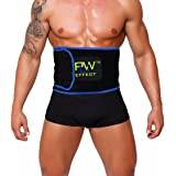 Pow effect. Superior waist trimmer belt. Achieve your goals with Pow effect's weight loss belt. Lower back, lumbar support and stomach fat burner