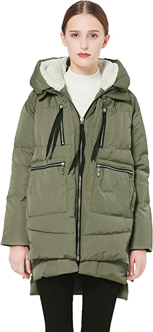 Orolay Thickened Down Jacket (Women's)