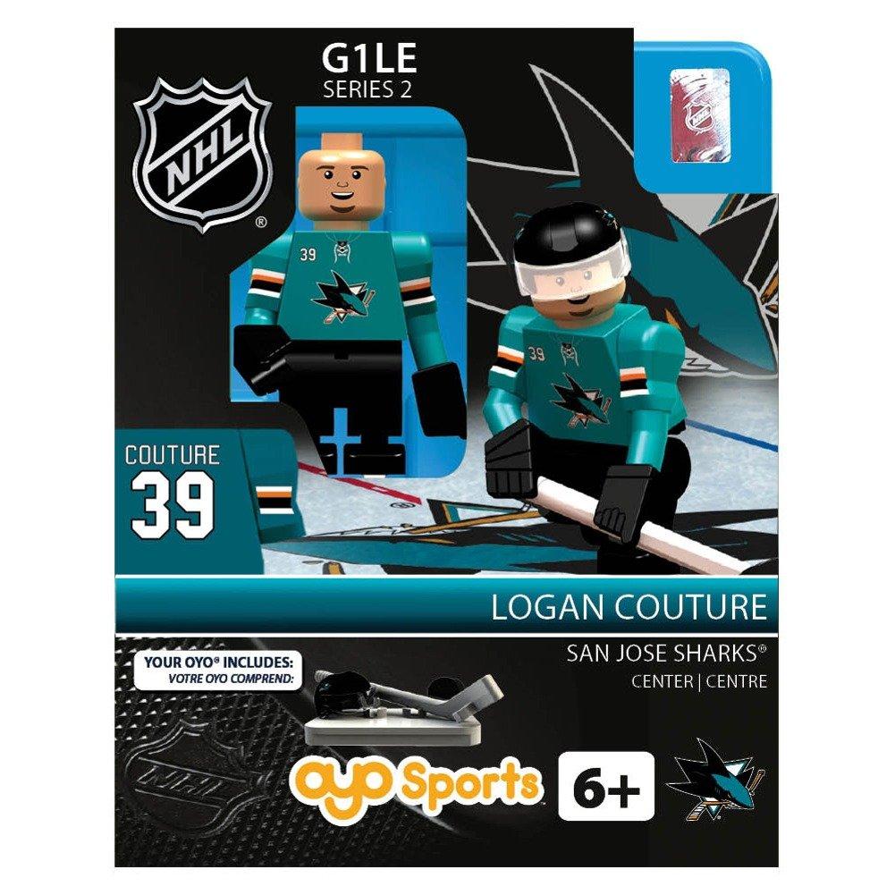 OYO NHL San Jose Sharks Logan Couture Generation 1 OYOHKYSANLC