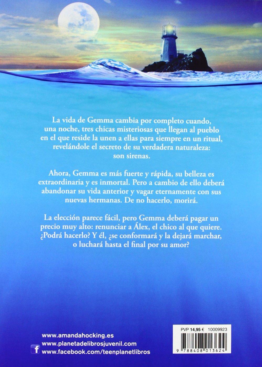 Sirenas: Canción de Mar 1 (La Isla del Tiempo Plus): Amazon.es: Amanda Hocking, Jorge Salvetti: Libros