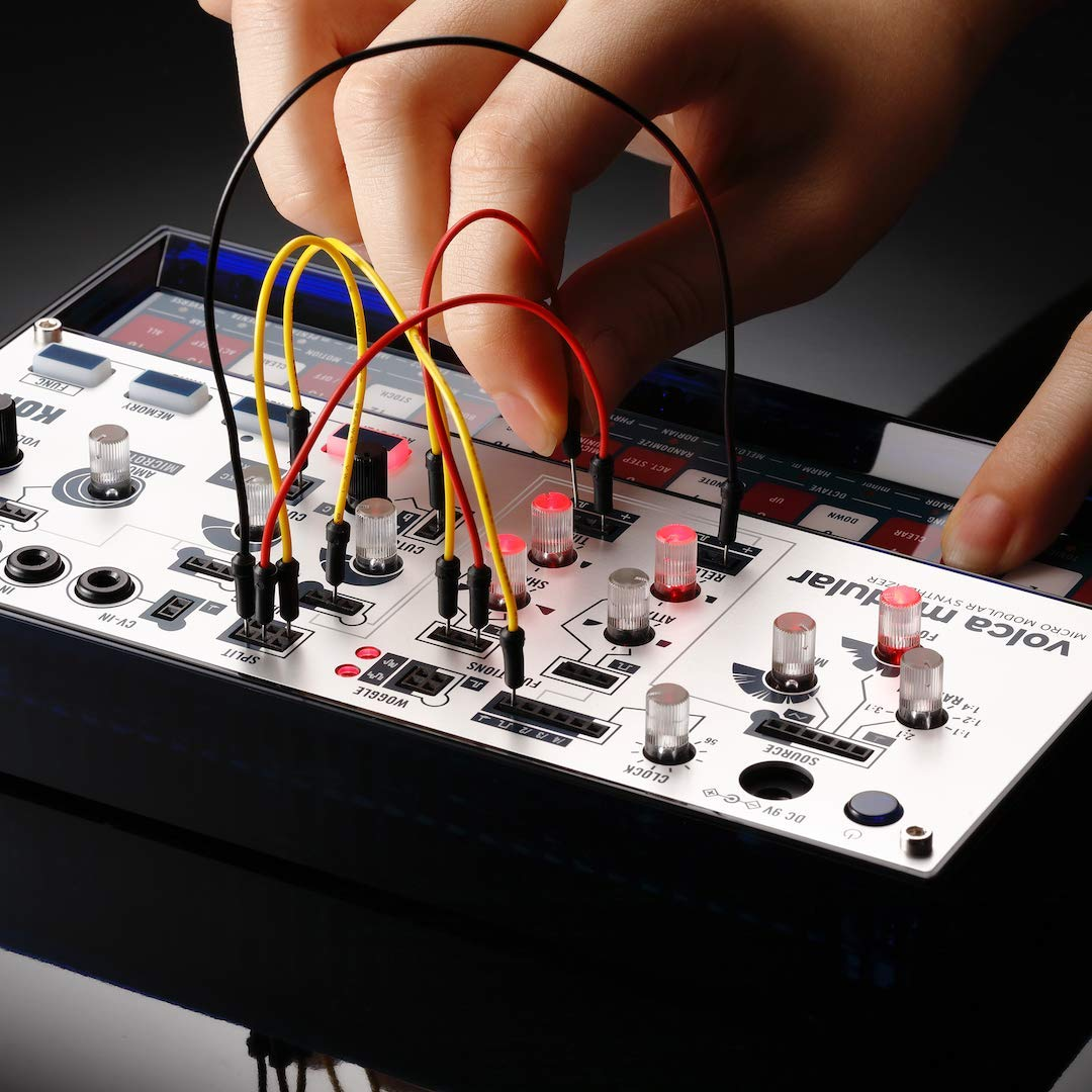 Korg Volca Modular Semi-Modular Synthesizer with Sequencer by Korg (Image #8)