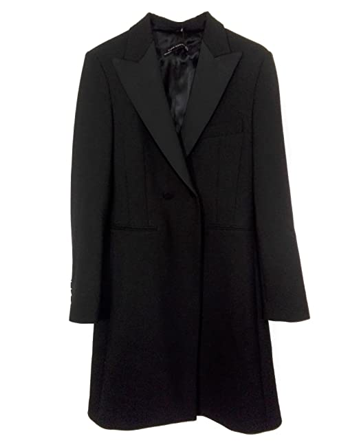 02583546 Zara Women Frock coat with contrasting lapels 8107/877 (X-Small ...