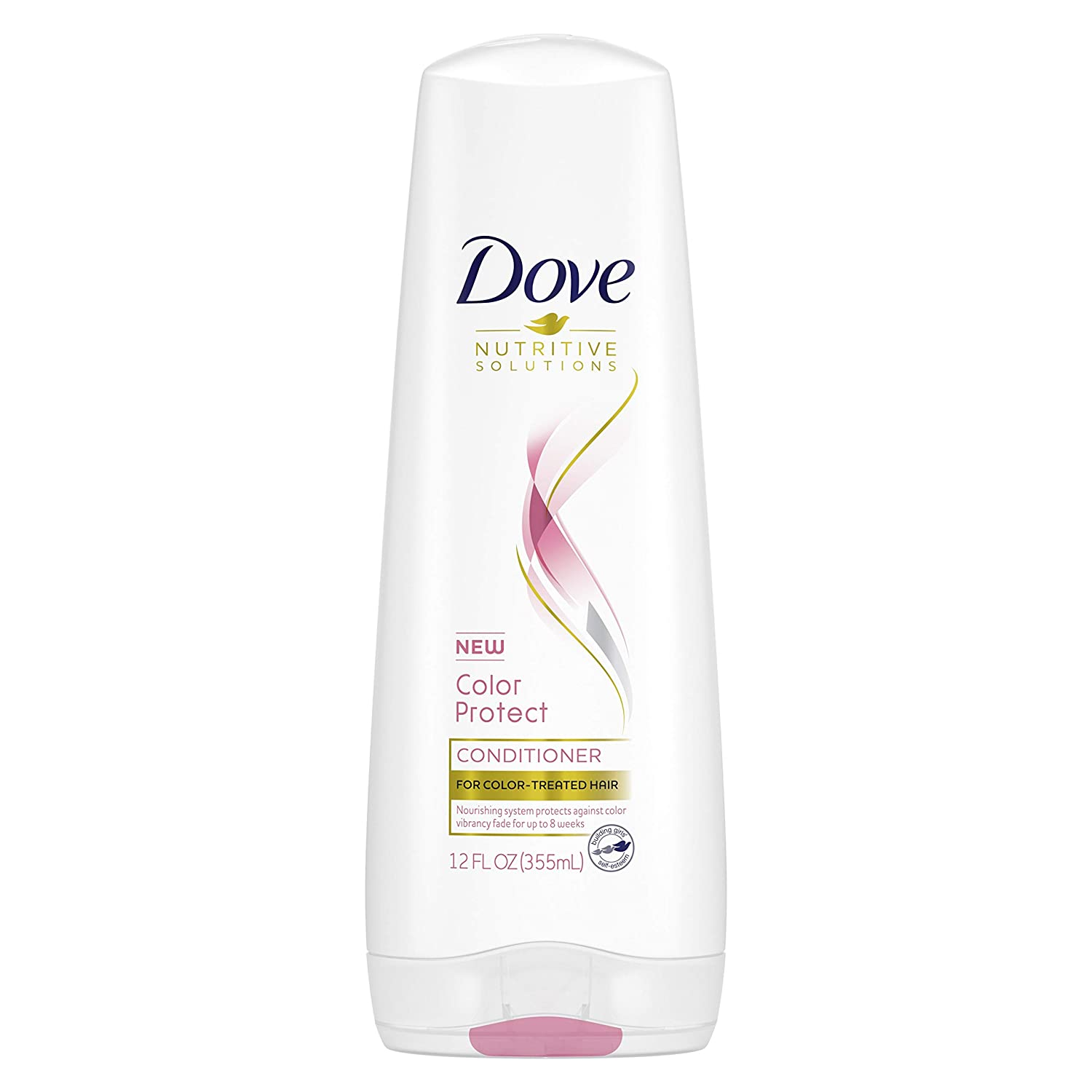 Dove Hair Therapy Conditioner, Color Repair,12 Fl Oz (Pack of 6)