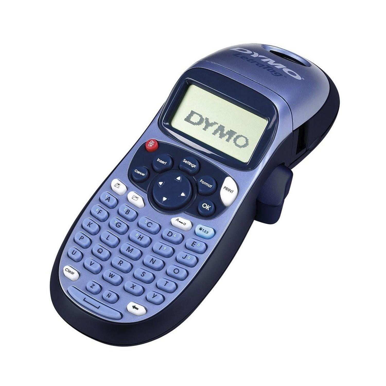 Dymo LT-100H + Tape - Etiquetadora, negro y azul product image