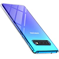 Deals on Anccer Shock Absorption TPU Rubber Gel Case for Galaxy S10 Plus