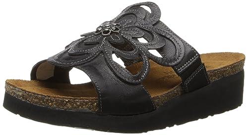 eced2e2f9916 Naot Women s Sandy Wedge Sandal  Amazon.co.uk  Shoes   Bags