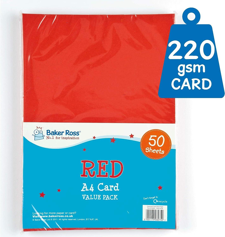 Pack Ahorro de cartulina de Colores A4 220 g/m2 - Material para Manualidades collages y diseños: Amazon.es: Juguetes y juegos