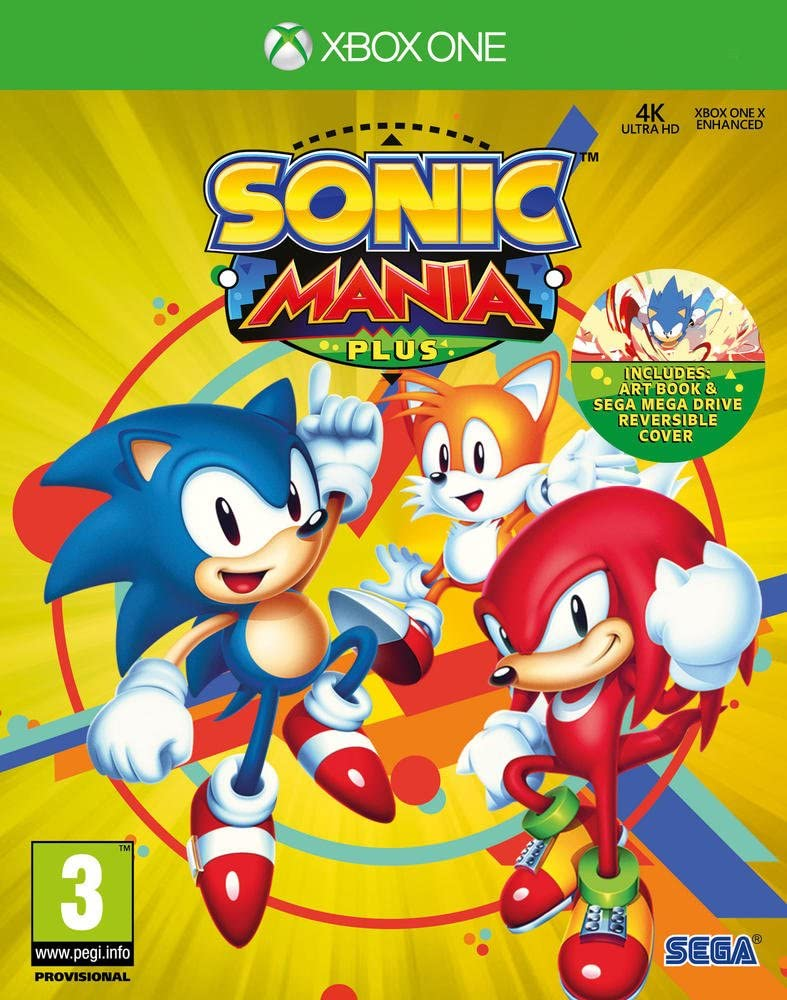 Sonic Mania Plus - Xbox One - Xbox One [Importación francesa]: Amazon.es: Videojuegos