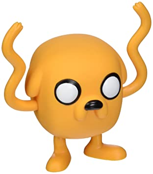 Amazon funko pop vinyl adventure time jake figure funko pop vinyl adventure time jake figure voltagebd Images