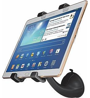 Trust Ziva - Soporte de Ventosa para tabletas de 7 a 11 Pulgadas, Color Negro
