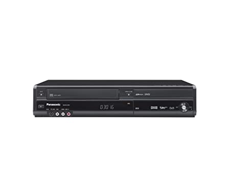 panasonic dmr ez49vebk super multi format combi recorder with rh amazon co uk Panasonic DMR- EZ48V Panasonic DMR- EZ48V