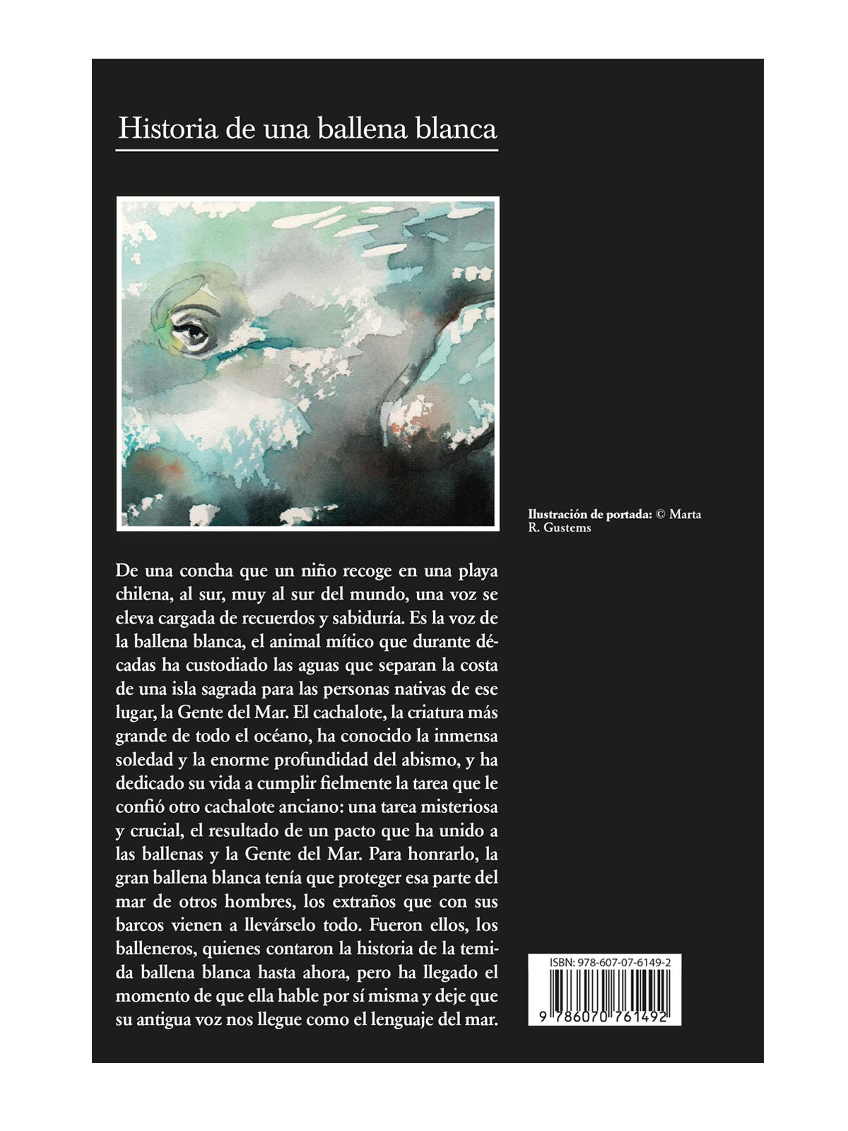 Historia de Una Ballena Blanca: Amazon.es: Sepulveda, Luis: Libros