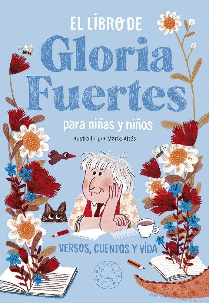 El libro de Gloria Fuertes para niñas y niños (BB): Amazon.es ...