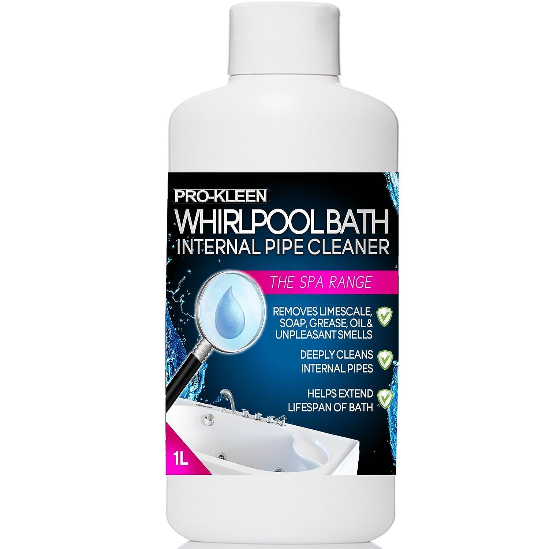 Pro-Kleen Whirlpool & Jacuzzi Bath Internal Pipe Cleaner (1L ...