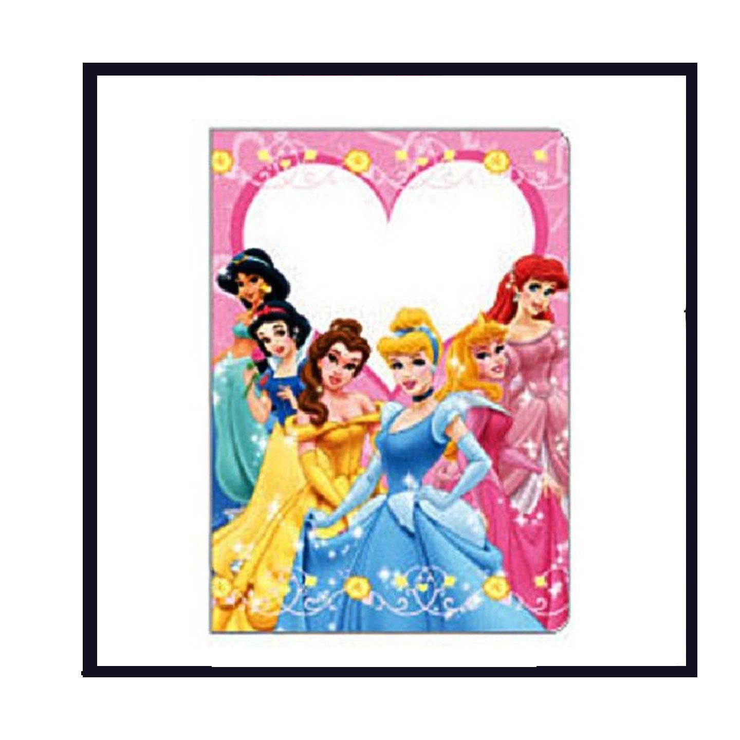The Six Princesses Passport Cover Holder ~ No more bent corners during travel