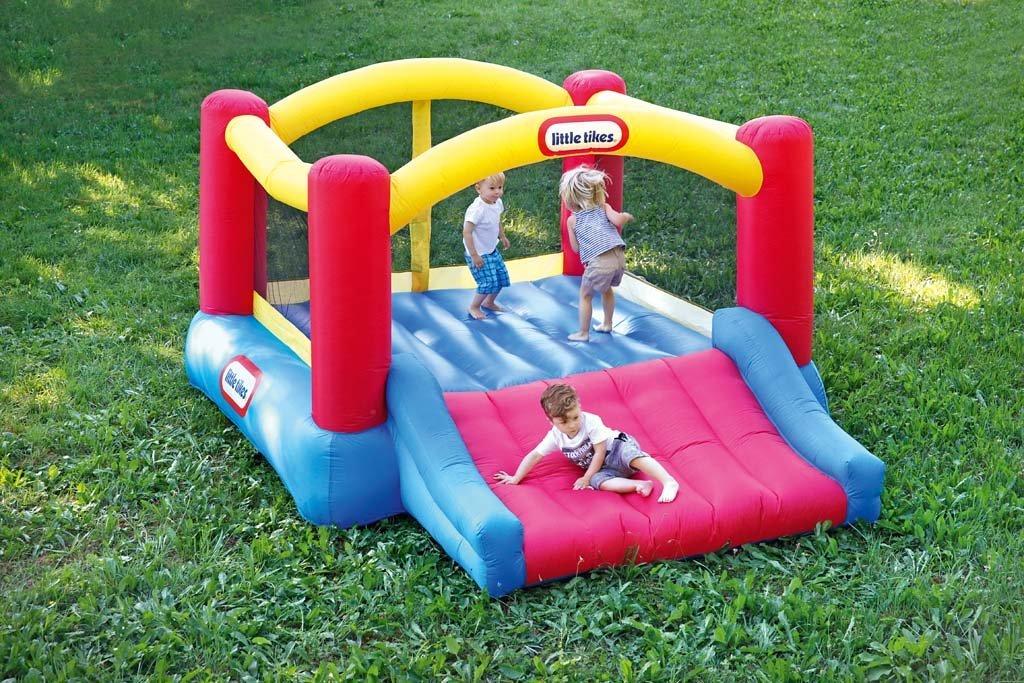 Little Tikes Jump 'n Slide Bouncer