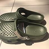 54c295f1a68e crocs Men s Clogs  Buy Online at Low Prices in India - Amazon.in