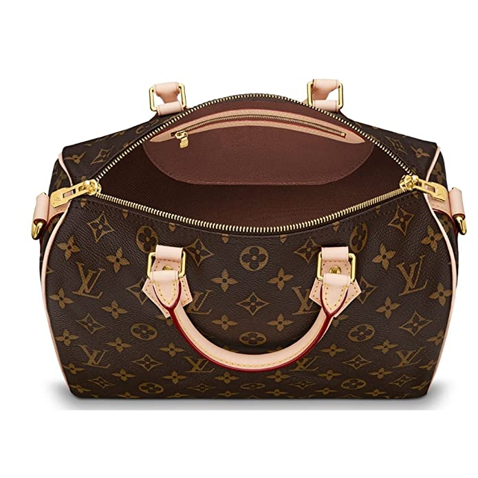 a5920e955ed4 Louis Vuitton Monogram Canvas Speedy Bandouliere 30 Article M41112 Made in  France  Handbags