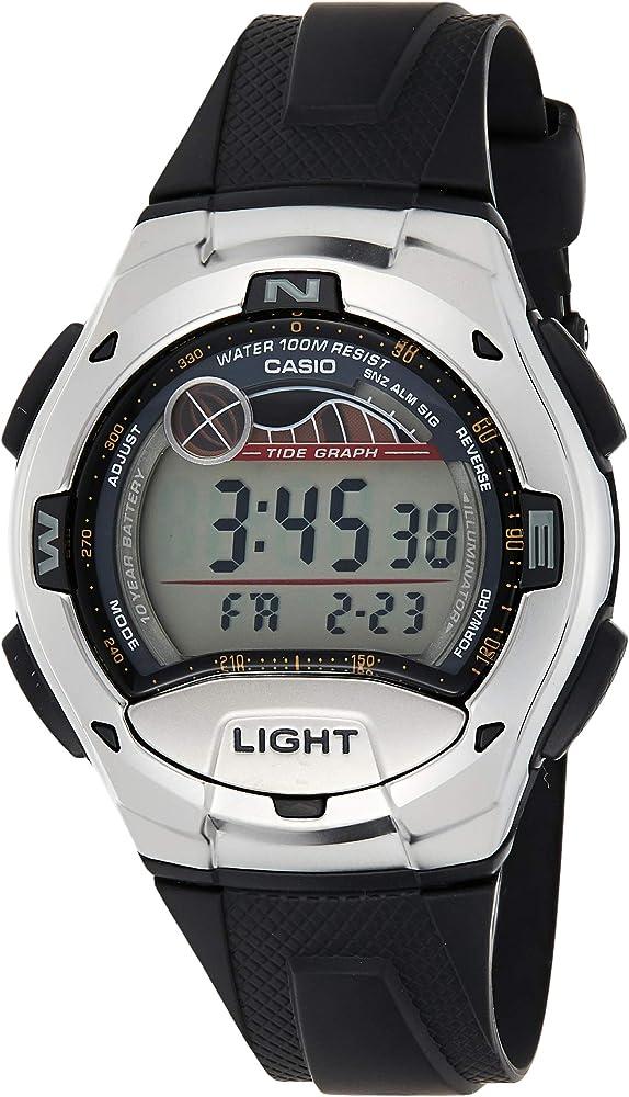 Casio Reloj de Pulsera W-753-1AVES: Amazon.es: Relojes