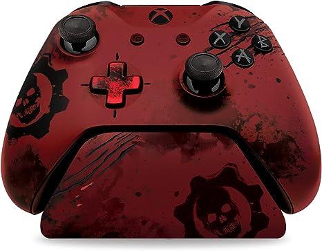 Gears of War 4 Crimson Omen 2.0 Controller Stand Xbox One [Importación inglesa]: Amazon.es: Electrónica