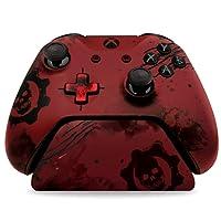 Controller Gear 战争机器 4Crimson Omen–限量版控制器 stand V2.0–红色–XBOX ONE
