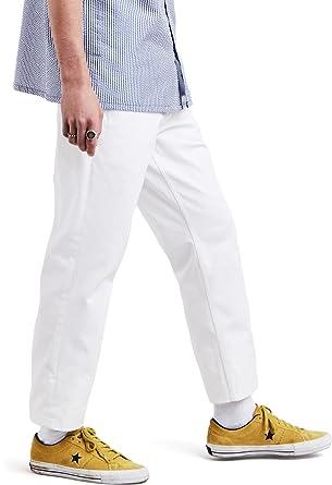 3a5d7570e22 Levi's Skate Work Pant SE Bright White: Amazon.co.uk: Clothing