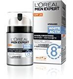 L'Oreal Paris Men Expert White Activ Whitening Moisturing Fluid, 50 ml