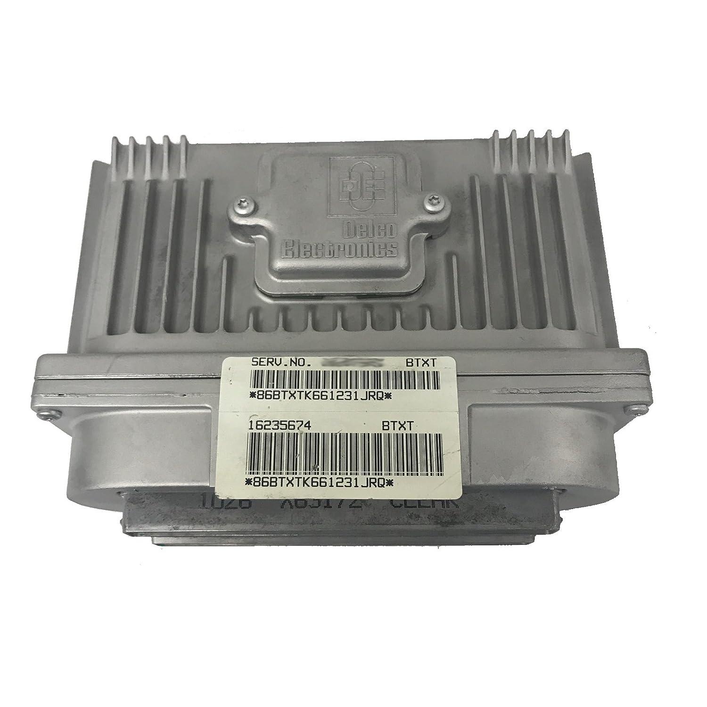 1997 Ponitac Grand Am Engine Computer Serv. No. 16231853' Programmed to your VIN ECM PCM ECU Flashmasters ECM