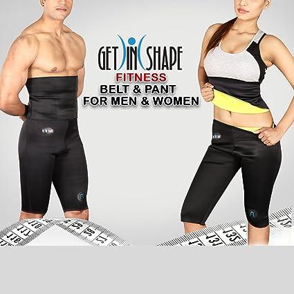 3bb31d7332cd Buy Get in Shape Fitness Belt & Pant for Men & Women Online at Low ...