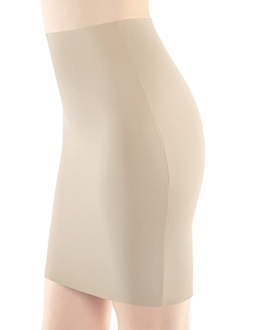 49449e0b29bb5 Assets Red Hot Label By Spanx   Fantastic Firmers Shaping Slip Skirt  Amazon .ca  Clothing   Accessories