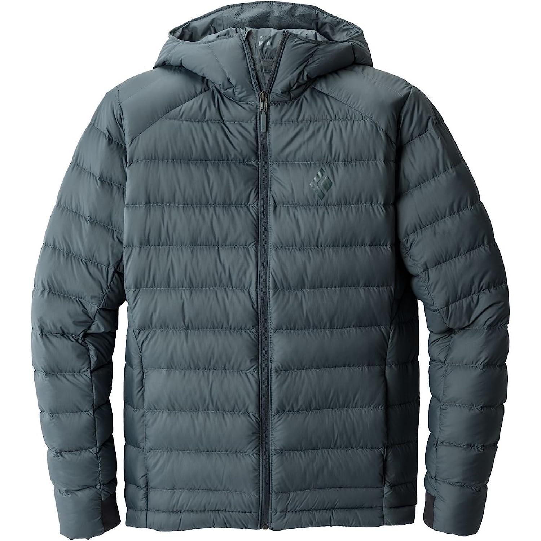 ブラックダイヤモンド アウター ジャケット&ブルゾン Cold Forge Hooded Down Jacket Men's Adriatic 1cx [並行輸入品] B075K5HR2P  L