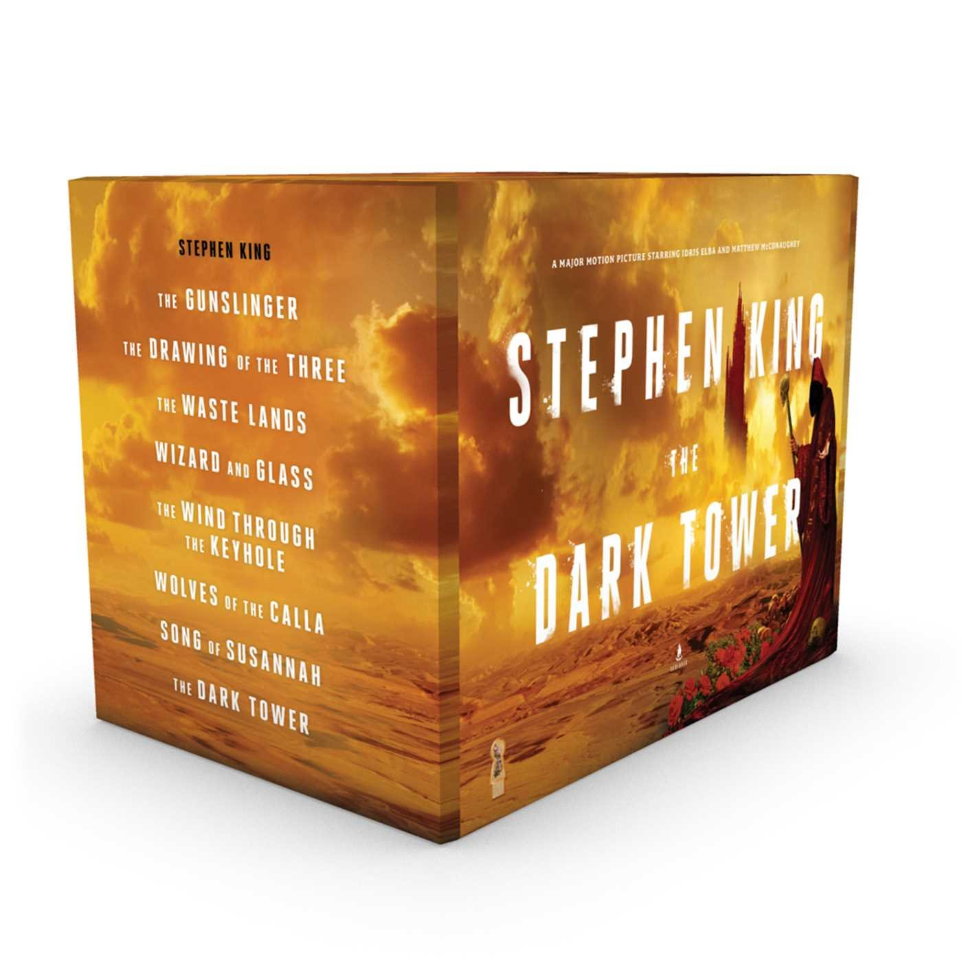 The dark tower 8 book boxed set stephen king 9781501163562 books the dark tower 8 book boxed set stephen king 9781501163562 books amazon stopboris Gallery