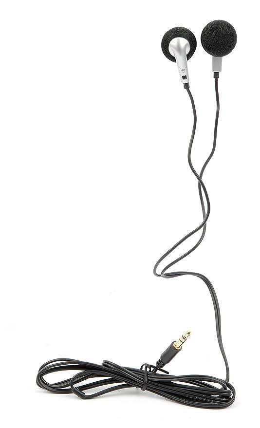 DURAGADGET Auriculares con Cable para el Teclado/Piano Digital Casio CTK- 1500 / Casio CTK-240H7 / Casio CDP-230RBKC7: Amazon.es: Electrónica