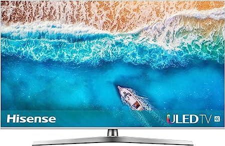 Comprar Hisense H55U7B, Smart TV ULED 4K Ultra HD, Dolby Vision HDR, HDR 10+, Audio Dolby Atmos, Ultra Dimming, 802.11ac, Dual-Band (2.4G and 5G) Ethernet RJ-45 HDMI USB Bluetooth, 55