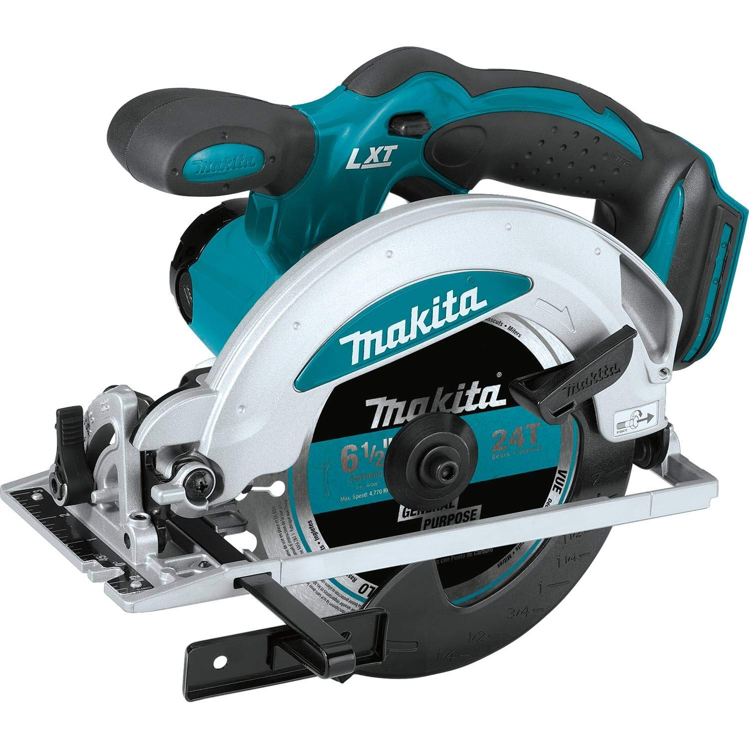 Makita XSS01Z18V LXT Lithium-Ion Cordless 6-1 2 Circular Saw, Tool Only