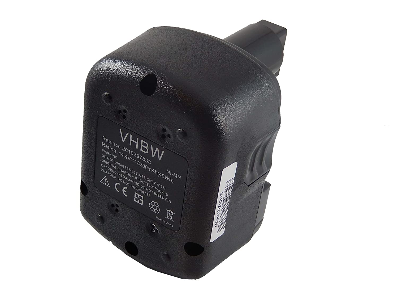 9508982e591cb vhbw NiMH Battery 3300 mAh for Tool Skil 2007: Amazon.co.uk: Electronics
