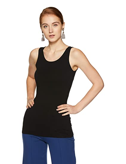 c3290f2ab6644 People Women s Tank Top  Amazon.in  Clothing   Accessories